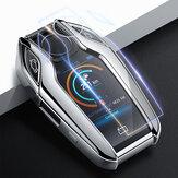 Pouzdro na dálkové ovládání TPU do auta pro BMW řady 7 Nové 730li 740li 750li 760li G11