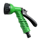 Jardinagem 7-Pattern Revolver Spray Nozzle Green Watering Multifunctional Spinkle