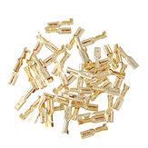 200PCS 2.8mm/4.8mm/6.3mm Golden Terminals