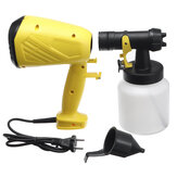 Pittura elettrica portatile 110V 220V 300ML 500W Aerografo Vernice Aerografo Strumento di pittura artigianale con spruzzatore