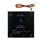 TWO TREES® Aluminum Base Heated Bed 24V 240W Heatbed 235/310mm for 3D Printer