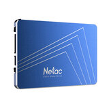 Netac N600S 720GB SSD 2.5In SATA6Gb / s TLC Nand Sabit Sürücü 32 MB Önbellek, R / W ve 500/400 MB / s