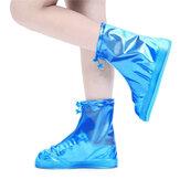 Kobiety wodoodporne antypoślizgowe kalosze pokrowce na buty