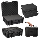 Waterproof Military Style Hard Case With Foam Interior for Cameras Test Instruments and Accessories