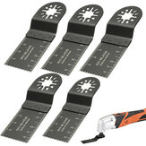 5pcs 35mm High Carbon Steel Oscillating Multitool Saw Blades