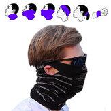 屋外多機能魔法のスカーフの顔の保護自転車の自転車のマスクの暖かい防風スカーフ