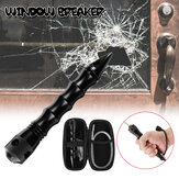 2 in 1 Tactical Window Glass Breaker Car Truck Crash Emergency Hammer Escape Tool