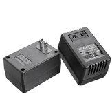 AC 110V to 220V AC Power Voltage Converter 100W Adapter Travel Transformer Step up Regulator Travel Portable