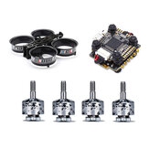 Reptile CLOUD-149 HD 6S 3 Inch Duct Frame & Flywoo GOKU F7 Flight Controller 40A BL_32 ESC & iFlight XING 1408 2800KV Combo for DJI Air Unit FPV Racing Drone