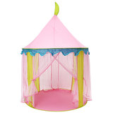Portable Kids Roze Princess Tent Folding Children Toy House Kids Mosquito Large Game Room