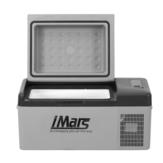 iMars C15 15L ثلاجة السيارة المحمولة ضاغط ثلاجة تبريد التطبيق مراقبة رقمي عرض فريزر لسيارة المنزل السفر التخييم