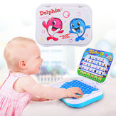 Foldable Baby Kid Toddler Educational Study Game Computador Toy Learning Machine