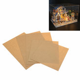 Hoomeda Dust-proof Cover Case For Legend Of The Blue Sea 13844 DIY Dollhouse