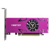 Yeston RX550-4G 4HDMI GA 4GB GDDR5 128Bit 1071MHz 6000MHz Karta graficzna do wideo z wieloma ekranami