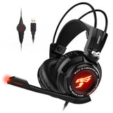 Somic G941 Gaming Headset 7.1 Channel USB Wired Stereo Sound Headphone with Microphone for Computer PC Gamer