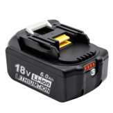 MAK-18B-Li 18V Li-Ion 3.0/4.0/5.0Ah/6.0Ah Battery Replacement Power Tool Battery For Makita BL1830 BL1840 BL1850 BL1860