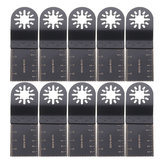 10Pcs 35mm Oscilating Multitool Saw Blades para Fein Multimaster Bosch Makita