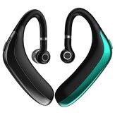 Fone de ouvido bluetooth 5.0 Bakeey M60 à prova d'água IPX7 sem fio sobre a orelha único plugue de controle de volume Fones de ouvido viva-voz