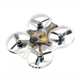 KINGKONG/LDARC TINY GT7 75mm FPV Racing Drone Betaflight F3 10A Blheli_S 800TVL Cam 5.8G 25mW VTX 2S