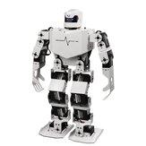 Hiwonder RoboSoul H5S 16 DOF Intelligent Educacional Programável Biônica Humanóide Dança Robô RC