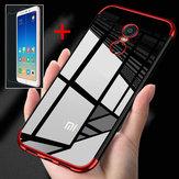 Bakeey Capa Ultra Fina TPU de Proteção Caso + Protetor de Tela de Vidro Temperado para Xiaomi Redmi 5 Plus