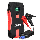 iMars J02 Portable Car Jump Starter 1300A 16000mAh Powerbank Emergency Bateria Booster com porta USB LED lanterna
