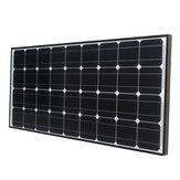 Elfeland M-75 75W 18V silicio monocristalino Solar Panel Batería Cargador para barco Caravana Autocaravana