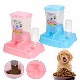 Pet Cat Cachorro Automático Beber Água Dispenser Food Feeder Prato Tigela Bacia De Pet