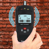 MUSTOOL MT55 Digital Wall Scanner Detector Detecting Wire Live Cable Iron and Non-ferrous Metals Wood Measuring Instruments