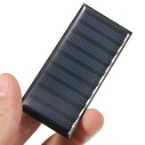 5V 0.5W Polycrystalline Solar Panel Module System Solar Cells Charger