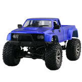FYEE FY002A 2nd Generation 1/16 2.4G 338mm Rc Car Military Truck z przodu LED Light RTR Toy