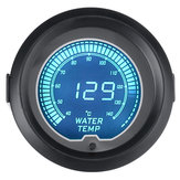 7 Colors 2inch 52mm Car Digital LED Light Water Temperature Gauge Indicator Meter