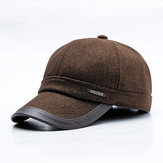 Men Outdoor Earmuffs Sports Baseball Cap
