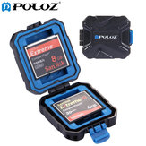 PULUZ PU5001 Torba na karty pamięci 9 w 1 na kartę 2XQD 2CF 2TF 3SD