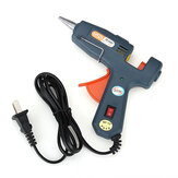 Blue 20W High Temperature Hot Melt Glue Gun
