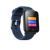 Bakeey Q9 Kontinuerlig HR Blodtrykmonitor Multi-sport Mode Farveopkald IP67 Smart Watch