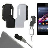 Mini micro USB zum magnetischen Ladegerätadapter für den sony xperia z1 z2 z3