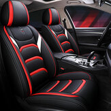 1PC PU Leather Universal Car Seat Covers Breathable Auto Seat Protector Waterproof