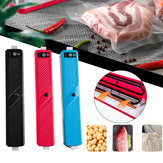 Automatic Vacuum Sealer Saver Food Packaging Sealing Clips Machine With US/EU Plug