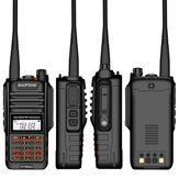 BAOFENG BF-UV9RPLUS 15W 128 Channels 400-520MHz Dual Brand Two Way Handheld Radio Walkie Talkie VHF UHF IP68 Waterproof Interphone