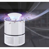 USB LED Electric Mosquito Zapper Killer Fly Insect Bug Trap Lamp Light Bulb Good UV Light Killing Trap Lamp Fly Repeller