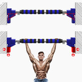 Max Load 500kg Door Horizontal Bars Workout Push Up Training Steel Bar Home Sport Fitness Sit-ups Exercise Tools