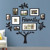 Family Tree Frame Collage Foto's Fotolijst Collage Foto Wall Mount Decor Bruiloft