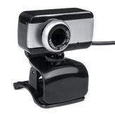 HD USB Desktop Computer Laptop Digitale Webkamera Cam mit Mikrofon