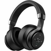 Picun P28S Bluetooth-hodetelefon Trådløst hodesett Studio DJ-hodetelefoner med mikrofon over øret stereohodesett for telefon PC-spiller