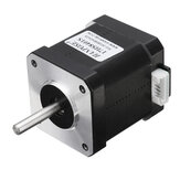HANPOSE 3PCS 17HS8401-S 48mm Nema 17 Stepper Motor 42 Motor 42BYGH 1.8A 52N.cm 4-Lead for 3D Printer CNC Laser