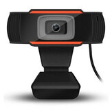 HD Webcam Autofocus PC Web USB Camera Videoconferentie Cams met microfoon