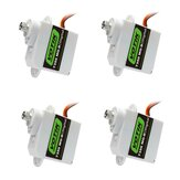 4 PCS VOTIK 5g Digital Servo 7350 MG-D Metal Gear For EPP E3P Airplane Indoors Mini RC Drone Aircraft Helicopter
