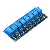 Arduino用オプトカプラ絶縁リレーモジュールGeekcreitを備えた8チャンネルリレーモジュール24V-公式Arduinoボードで動作する製品
