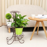 3 Tier Tuin Planter Stand Bloempot Plant Display Plank Balkon Home Decoraties